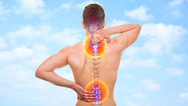Rückenschmerzen auflösen